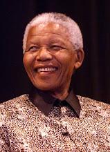 """NELSON MANDELA - """" A EDUCAÇÃO É A MAIS PODEROSA ARMA, PELA QUAL PODE-SE MUDAR O MUNDO"""""""