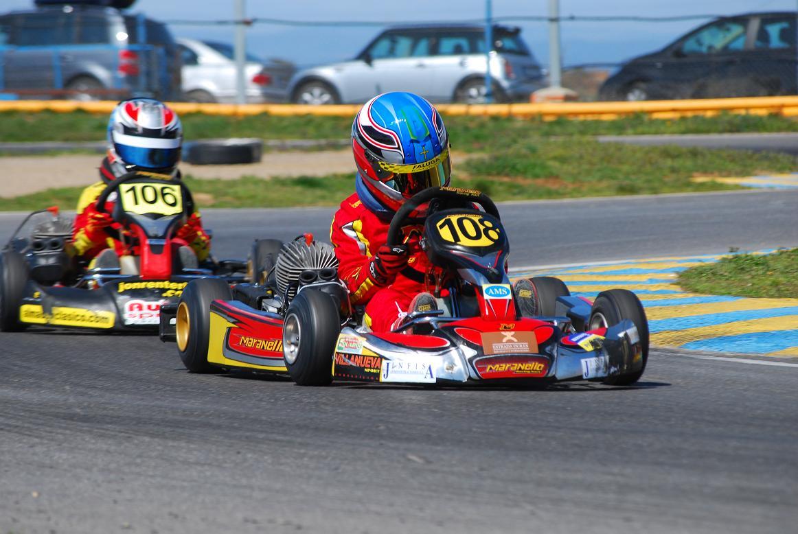 Circuito Fk1 : M&k karting: 5ª prueba del cto. de castilla y leÓn 2010 circuito