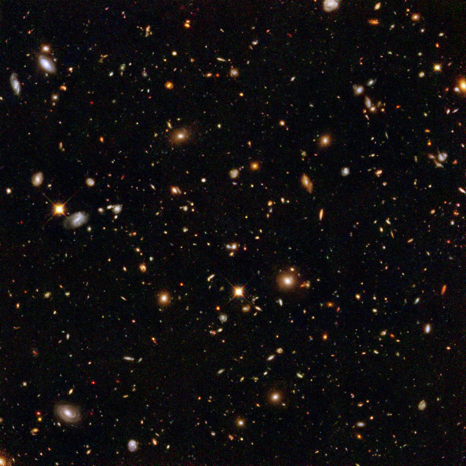 NASA Ultra Deep Field - Pics about space