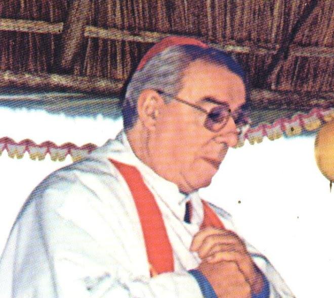 El Obispo actual.