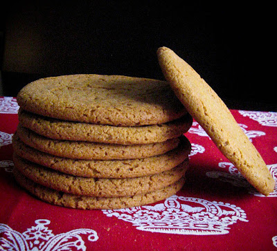 Sorghum Cookie Recipe