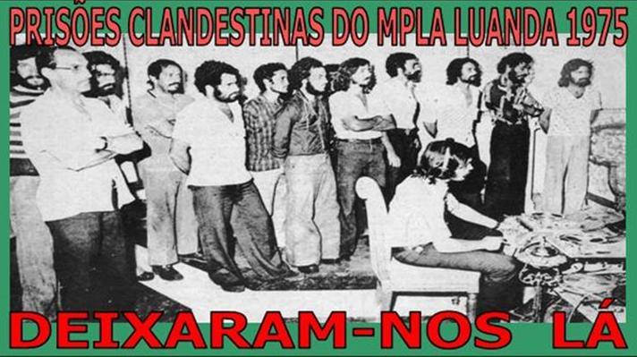 DESCOLONIZAÇÃO DE ANGOLA 1975