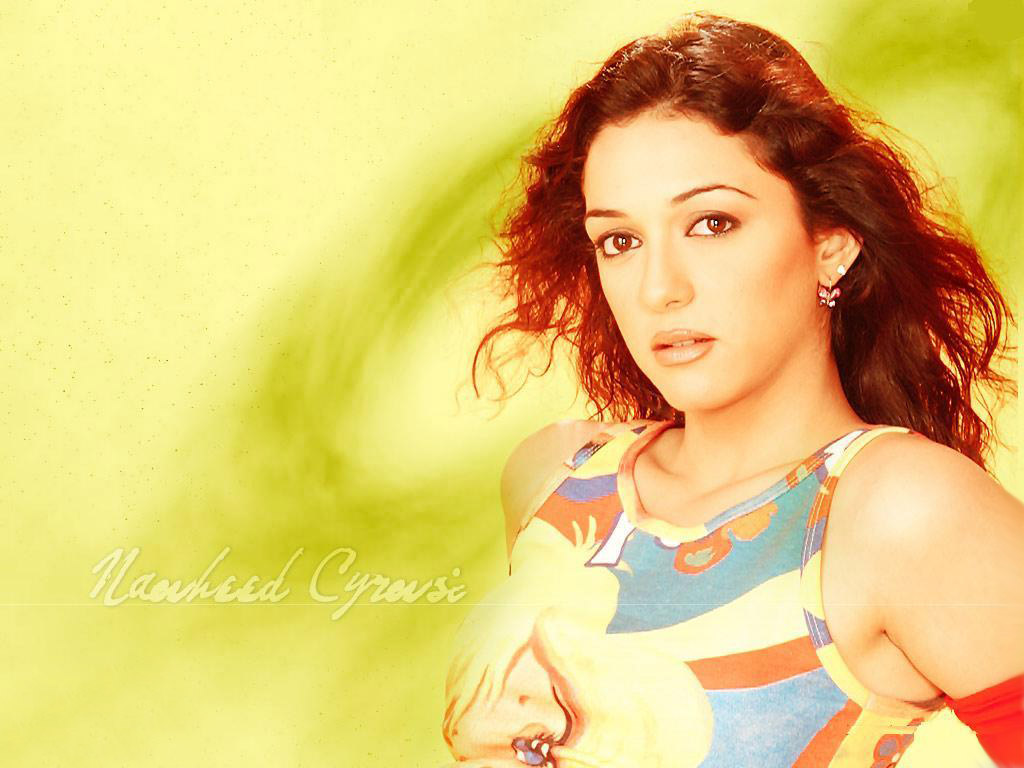 Nauheed Cyrusi Wallpapers