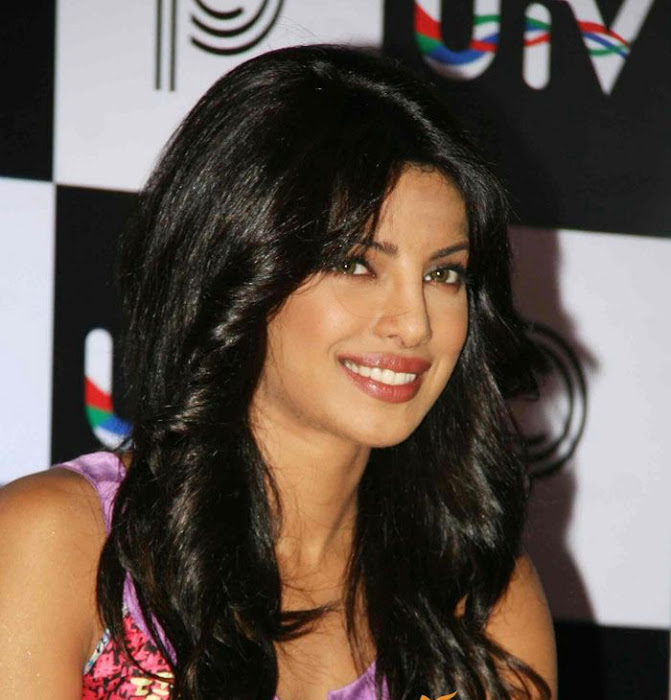 priyanka chopra gorgeous at utv interactives new digital avatar actress pics