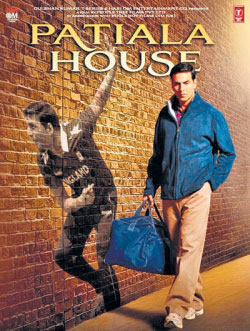 Patiala House Movie Poster Patiala House (2011)