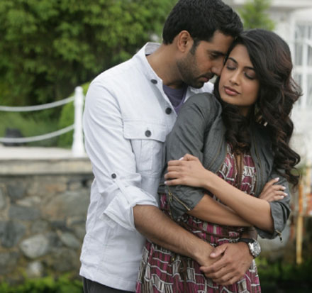 Abihishek Bachhan New Movie Game Stills