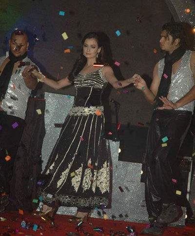 diya mirza gorgeous performence at vemma health product launch hot photoshoot