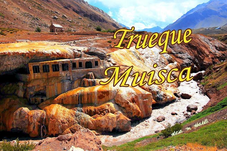 Trueque Muisca-Blog Colectivo