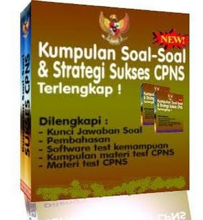 download soal tes cpns depkumham 2010