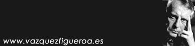 Web de Alberto Vázquez-Figueroa