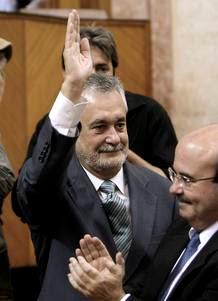 José A. Griñán, nuevo Presidente de la Junta de Andalucía