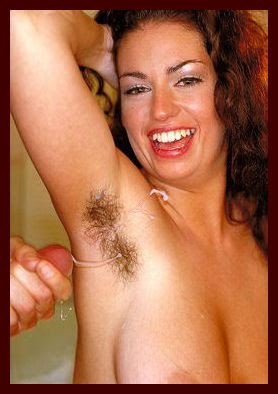 World would Women with armpit fetish see your
