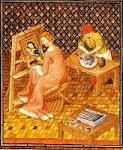 Dones pintores medievals