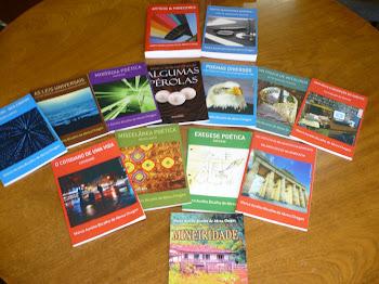 Meus Livros no CLUBE DE AUTORES