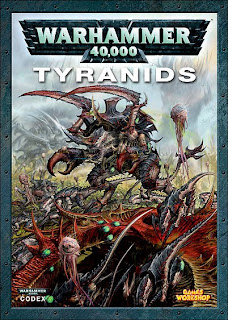 New Tyranid Codex Cover