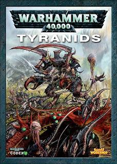 New Tyranid Codex Cover
