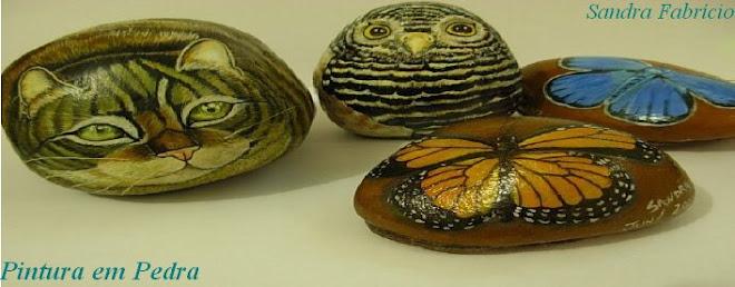 Pintura em Pedras