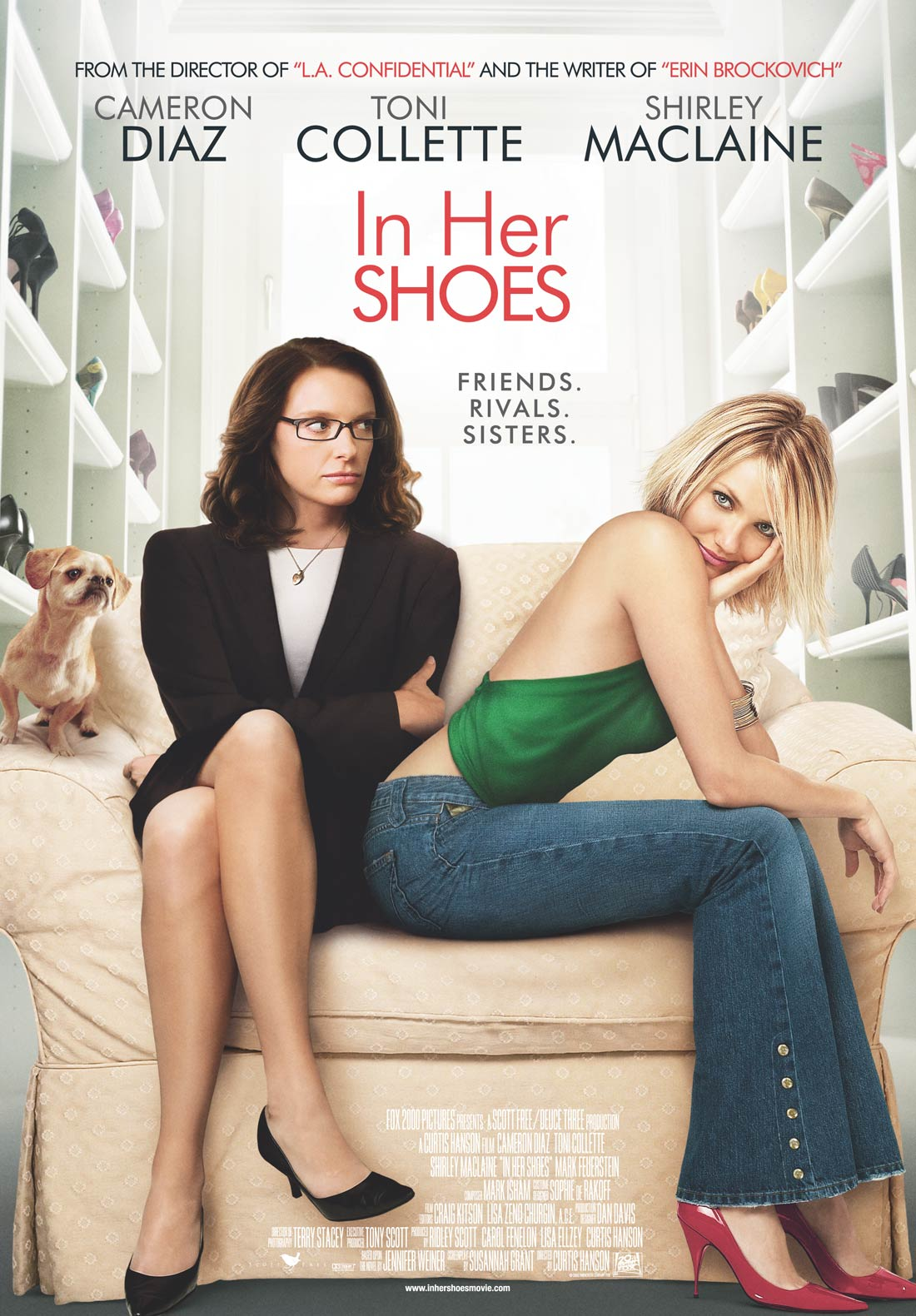 In Her Shoes film streaming