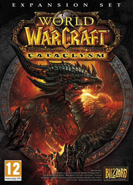 World of Warcraft CATACLYSM Full Version