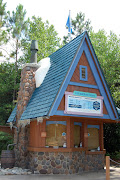 The Legend of Blizzard Beach (ticket booth)