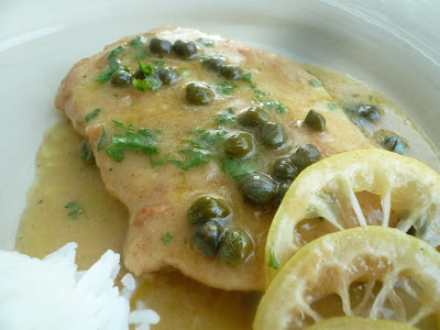 Recipe vegetarian scallopini