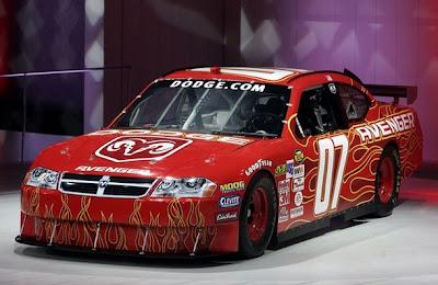 2010 Dodge Avenger NASCAR Race Car photo - 1