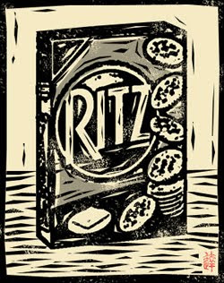 ritz-crackers-linocut-print