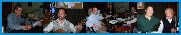 Amigos que visitaron FM Radio Santa Maria 89.3 Mhz - Capitulo 2