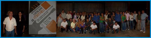 111º Aniversario de la Localidad de Matheu 15/03/09