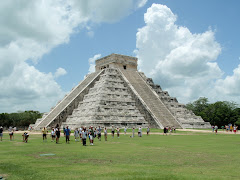 CHICHÉN ITZÁ, Yucatán. México