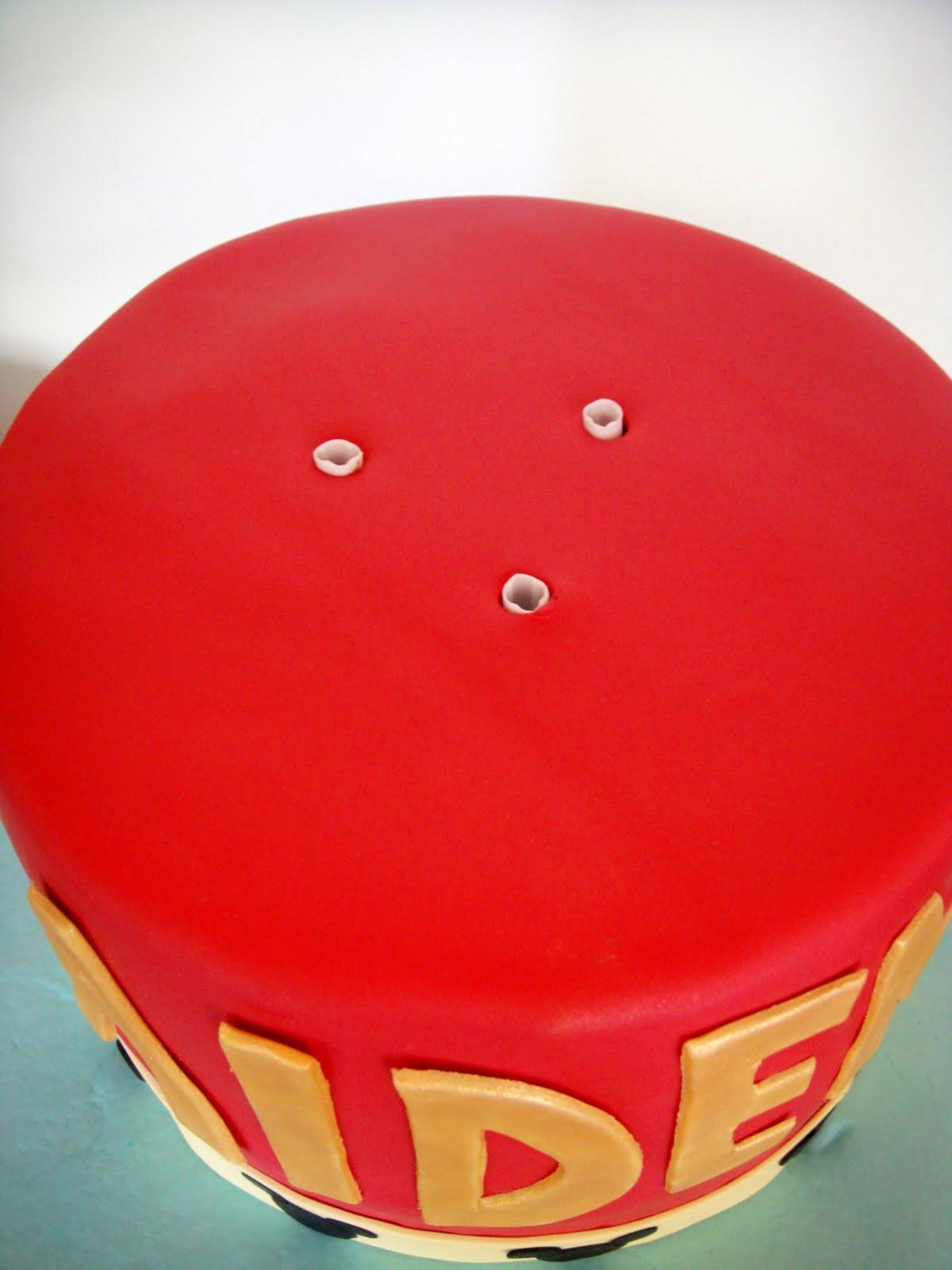 Doweling Cake