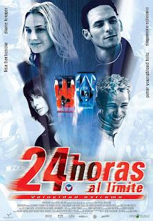 24 Horas al Límite (Michel Vaillant) Poster