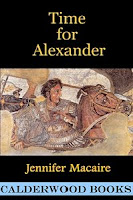 Time for Alexander by Jennifer Macaire