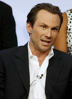 Christian Slater talking about My Own Worst Enemy