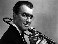 Jimmy Stewart as Glenn Miller