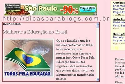 Colocar Barra de Rolagem nas postagens do Blogger