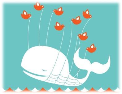 """Twitter terá data center próprio em outubro - Será o fim da """"baleia""""?"""