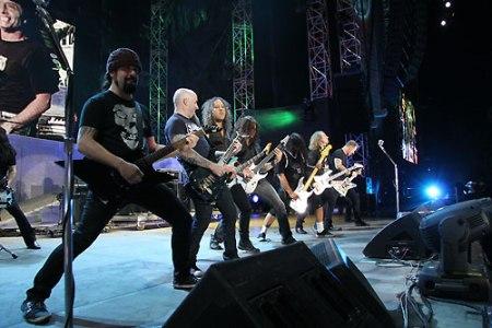 Slayer: baterista explica ausência durante jam dos Big Four
