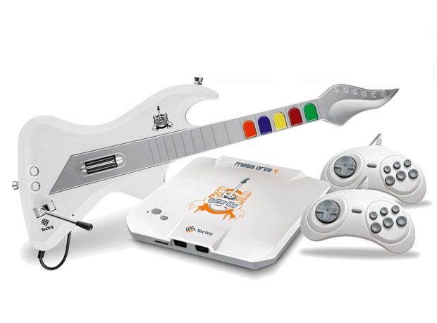 Mega Drive 4 recebe nova versão com mais músicas e jogos