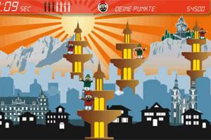No game, jogadores devem impedir a construção de mesquitas