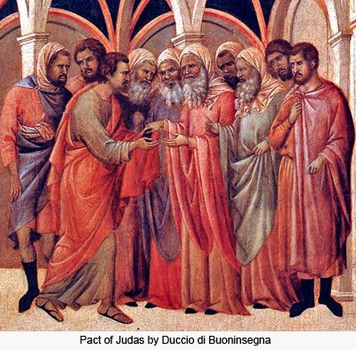 jesus s betrayer judas iscariot Bible question: why did jesus choose judas iscariot as a disciple if he knew he was going to betray him bible answer: the answer is that jesus selected judas because this was part of god's plan.