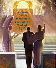 The Lamb's Book of Life and God's Books of Judgement