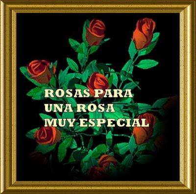 Tarjetas de cumpleaños para Facebook rosas naturales  - Imagenes Para Cumpleaños Con Rosas