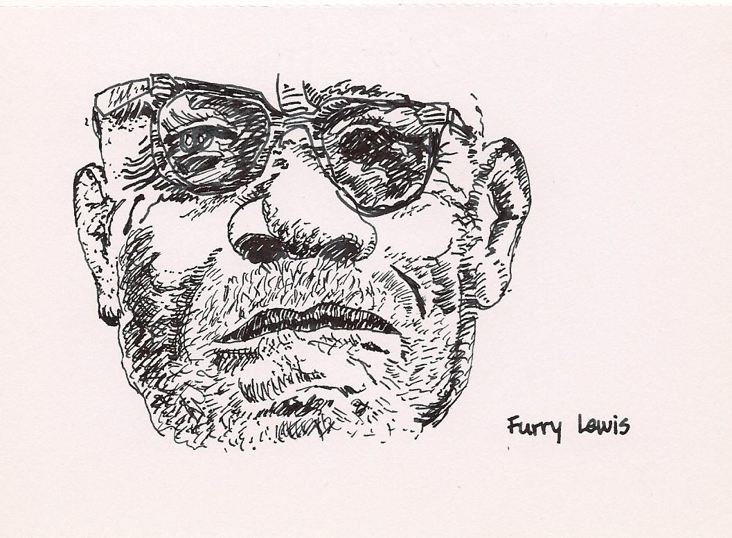 Furry Lewis W. Furry Lewis Beale Street Blues