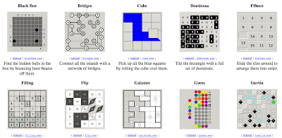 Free technology for teachers 32 puzzles and logic games if youre looking for some advertising free logic games for your students simon tathams portable puzzle collection is a great resource ccuart Images