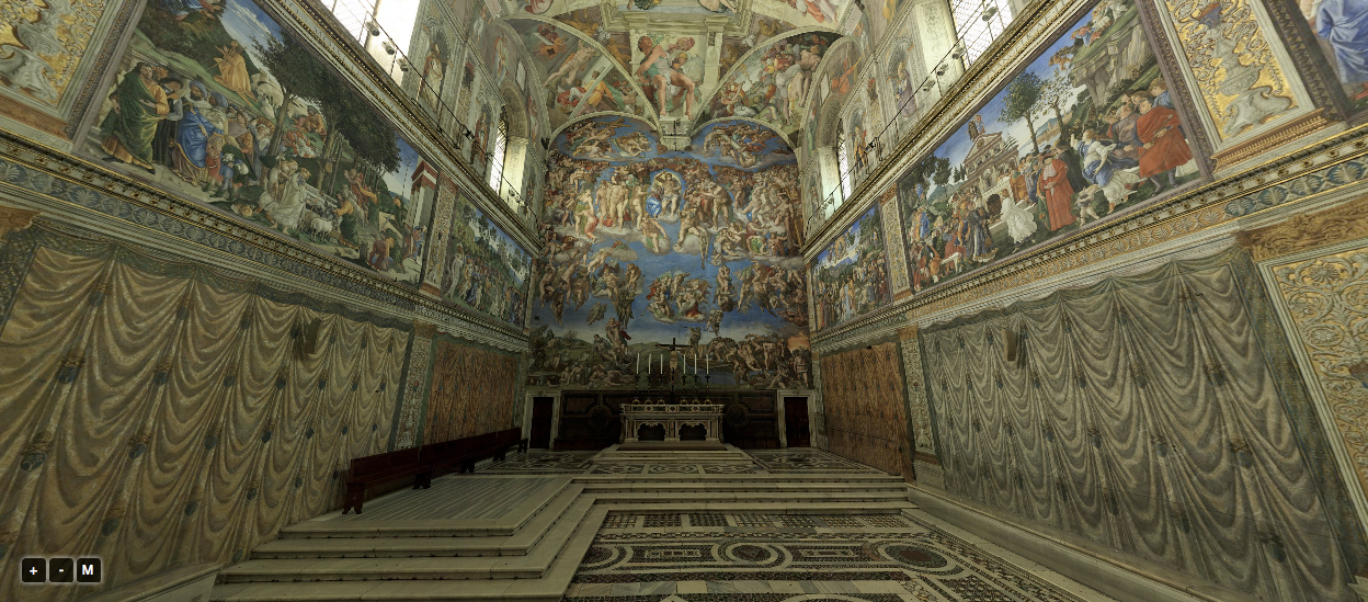 The 1132 best images about The Glorious Sistine Chapel on ...