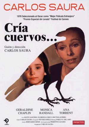 cria cuervos poster1