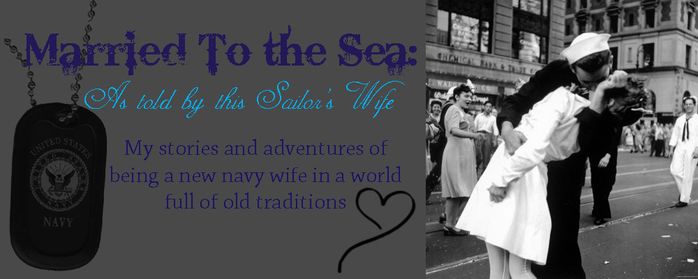 Married to the Sea: A Sailor's Wife Story