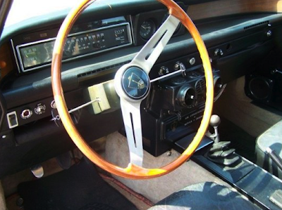 Rover p6 manual gearbox