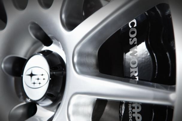 A Subaru divulgou alguns detalhes do Subaru Cosworth Impreza STI CS400 a